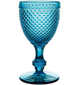 Vista Alegre Bicos Set Of 4 Red Wine Blue MPN: 49000068 EAN: 5601266303802
