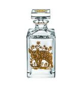 Vista Alegre Golden Pig Whisky Decanter With Gold MPN: 48002820 EAN: 5601266064444