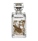 Vista Alegre Golden Rat Whisky Decanter With Gold MPN: 48002989 EAN: 5601266927046