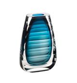 Vista Alegre Unica Vase Ripple Blue MPN: 48002334 EAN: 5601266216713