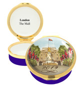 Halcyon Days 2019 London Year Box Enamel Box, MPN: ENLY191801G EAN: 5060171105763