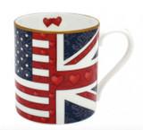 Halcyon Days A Very Special Relationship Flag Mug, MPN: BCFLU01MGG EAN: 5060171100096