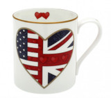 Halcyon Days A Very Special Relationship Heart Mug, MPN: BCFLH01MGG EAN: 5060171100089