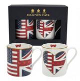 Halcyon Days A Very Special Relationship Mug Set x 2, MPN: BCFLU01MSG EAN: 5060171100102