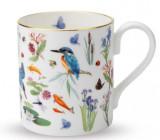 Halcyon Days Kingfisher Scatter White Mug, MPN: BCKFS03MGG EAN: 0