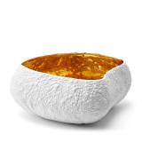 L'Objet Haas Mojave Desert Bowl - Large White Gold MPN: HB269