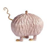 L'Objet Haas Lukas Soup Monster Tureen Pink MPN: HB907