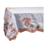L'Objet Haas Joshua Tree Tablecloth Blue MPN: LN9120