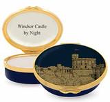 Halcyon Days Windsor Castle at Night Enamel Box, MPN: ENWCN1102G