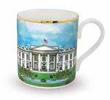 Halcyon Days The White House Mug, MPN: BCTWH12MGG
