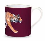 Halcyon Days MW Tiger Burgundy Mug, MPN: BCMWT29MGG