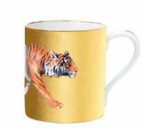Halcyon Days MW Tiger Gold Mug, MPN: BCMWT16MGG