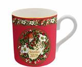 Halcyon Days Christmas 2019 Mug, MPN: BCCH1906MGG