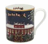 Halcyon Days London Palace by Night Mug, MPN: BCLPN11MGG