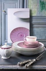 Robert Haviland & C. Parlon Limoges Chandigarh Platter 14 Inch, MPN: HP74244