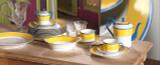 Robert Haviland & C. Parlon Limoges Monet Rim Soup Plate 9 Inch, MPN: HP35532
