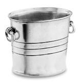 Arte Italica Taverna Oval Ice Bucket MPN: P2323, UPC: 814639003420