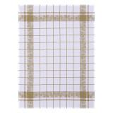 Le Jacquard Francais Fraises Linen Tea Towel 24x31 , MPN: 24177, UPC: 3660269241773