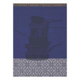 Le Jacquard Francais Au Fourneau Purple Tea Towel 24x31 , MPN: 24180, UPC: 3660269241803