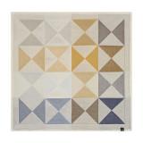 Le Jacquard Francais Origami Polychrome Napkin 20x20 , MPN: 24642, UPC: 3660269246426