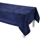 Le Jacquard Francais Porcelaine China Blue Tablecloth 69x98 , MPN: 24647, UPC: 3660269246471