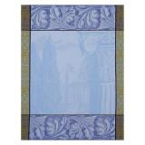 Le Jacquard Francais Baroque Jardin Iris Tea Towel 24x31 , MPN: 24943, UPC: 3660269249434