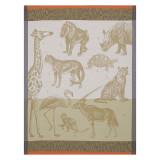 Le Jacquard Francais Safari Sand Tea Towel 24x31 , MPN: 24960, UPC: 3660269249601