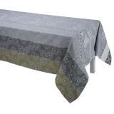 Le Jacquard Francais Bahia Grey Coated Tablecloth 69x69 , MPN: 25218, UPC: 3660269252182