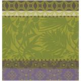 Le Jacquard Francais Bahia Green Napkin 23x23 , MPN: 25247, UPC: 3660269252472