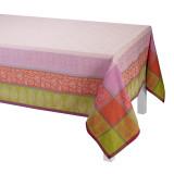 Le Jacquard Francais Sari Pink Tablecloth 69x126 , MPN: 25436, UPC: 3660269254360