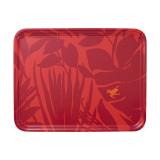 Le Jacquard Francais Bahia Red Tray 19x14 , MPN: 25498, UPC: 3660269254988