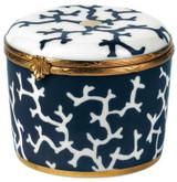 Raynaud Limoges Cristobal Marine Candle Box, MPN: 0098-33-606008, EAN: 3660006646434, UPC: