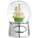 Reed and Barton Happy Birthday Waterglobe MPN: 3221 UPC: 735092235053