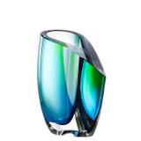 Kosta Boda Mirage Vase Blue Green Small, MPN: 7040702, EAN: 7391533407026