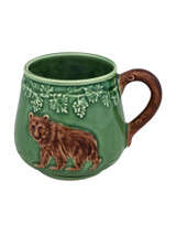 Bordallo Pinheiro Hunting Mug Bear Green Brown, MPN: 65002643, EAN: 5600876079756