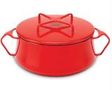 Dansk Kobenstyle Chili Red Casserole with Lid, MPN: 834300, UPC: 732316749457