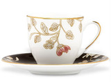 Marchesa Painted Camellia Demitasse Cup & Saucer, MPN: 832188, UPC: 882864395337