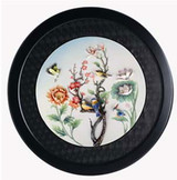 Franz Porcelain Peace Of The Four Seasons Porcelain Wall Decor Limited Edition MPN: FZ03829, UPC: