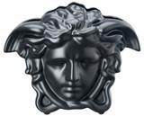 Versace Medusa Grande Vase Black 8 1/4 Inch, MPN: 14493-105000-26021, UPC: 790955110502, EAN: 4012437373769.