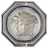 Versace Medusa Lumiere Haze Ashtray 6 1/4 Inch, MPN: 20665-321392-47516, UPC: 790955109506, EAN: 4012437372373.