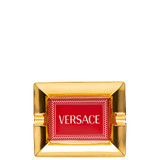 Versace Medusa Rhapsody Red Ashtray 6 1/4 Inch, MPN: 14269-403671-27236, UPC: 790955110366, EAN: 4012437373172.
