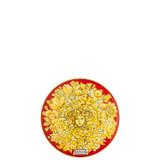 Versace Medusa Rhapsody Red Bread & Butter Plate 6 2/3 Inch, MPN: 19335-403671-10217, UPC: 790955110380, EAN: 4012437373134.