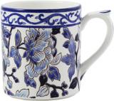 Gien Pivoines Bleues Mug, MPN: 1665CMUG48, EAN: 0840769003245