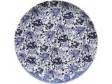 Gien Pivoines Bleues Platter, MPN: 1665CF8803, EAN: 0840769073804