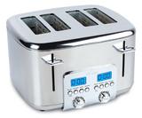 All Clad Electrics 4-Slice Digital Toaster Stainless Steel TJ824D51UPC: 010942223917 CMMF: 8010000094