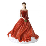 Royal Doulton Figure Of The Year 2019 Happy Birthday 9.2 Inch, MPN: 40033172, EAN: 701587393423
