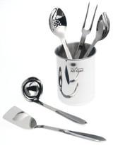 All Clad Tools 6-Piece Cook Serve Tool Set