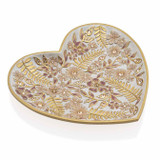 Jay Strongwater Aria Floral Heart Trinket Tray, MPN: SDH6610-281, UPC: 848510023825