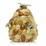 Jay Strongwater Honey Beehive Box, MPN: SDH7398-280, UPC: 848510023771