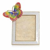 Jay Strongwater Nova Butterfly 3 X 4 Inch Picture Frame, MPN: SPF5867-202, UPC: 848510023641